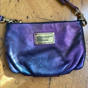 Marc by Marc Jacobs iridescent crossbody bag